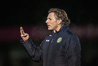 Wycombe Wanderers Manager Gareth Ainsworth during the The Checkatrade Trophy Southern Group D match between Wycombe Wanderers and Coventry City at Adams Park, High Wycombe, England on 9 November 2016. Photo by Andy Rowland.