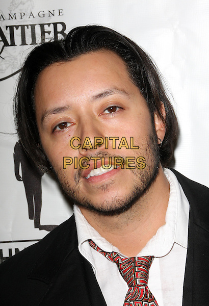"CARLOS RAMIREZ.Panteras Jewlery Presents, ""Diamonds For The Duke"" Charity Event held at Boulevard 3, Hollywood, California, USA..November 21st, 2008.headshot portrait stubble facial hair .CAP/ADM/KB.©Kevan Brooks/AdMedia/Capital Pictures."