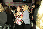 Guests lauging during the Target + Who What Wear launch of the Who What Wear collection by Hillary Kerr and Katherine Power, on January 27, 2016.