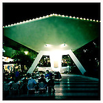 Scenes from Miami Beach..Morris Lapidus was the greatest architect Miami Beach has ever known.