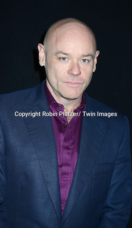 Walton Ford attends the 2013 Whitney Gala & Studio party honoring artist Ed Ruscha on October 23, 2013 at Skylight at Moynihan Station in New York City.
