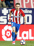 Atletico de Madrid's Saul Niguez during La Liga match. April 4,2017. (ALTERPHOTOS/Acero)