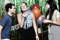 karaoke party for sonya's birthday at all-star lanes in eagle rock, los angeles