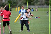 Action from the Secondary Schools Regional KI O RAHI Tournament at Mana College, Porirua, Wellington, New Zealand on Wednesday 30 October 2013.<br /> Photo by Masanori Udagawa.<br /> www.photowellington.photoshelter.com