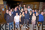 30th birthday celebrations for Chrisse O'Donnell from Abbeyfeale pictured here with husband Pat and many family and friends in Leen's Hotel last Saturday night