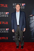 "LOS ANGELES, CA. October 22, 2018: Boris McGiver at the season 6 premiere for ""House of Cards"" at the Directors Guild Theatre.<br /> Picture: Paul Smith/Featureflash"