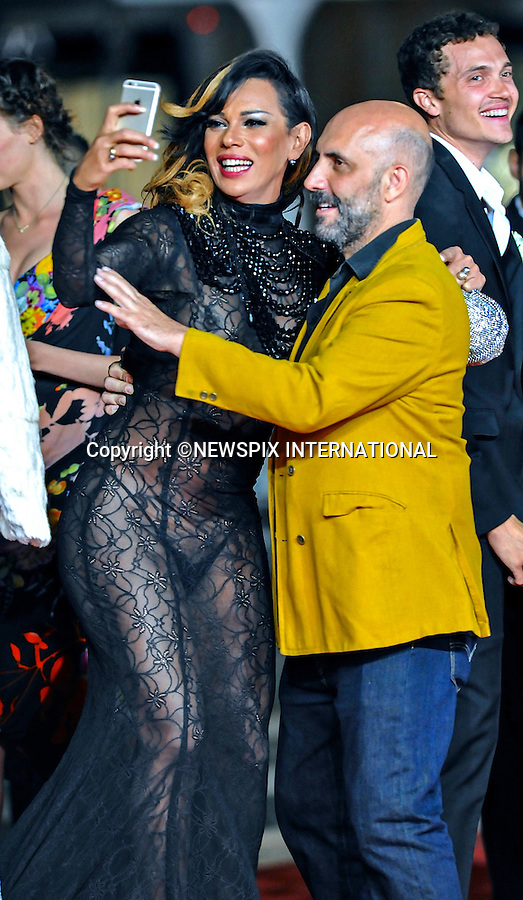 20.05.2015; Cannes France: STELLA ROCHA<br /> wears a see-thru dress to the screening of &quot;Love&quot; at the 68th Cannes Film Festival.<br /> Mandatory Credit Photo: &copy;NEWSPIX INTERNATIONAL<br /> <br /> **ALL FEES PAYABLE TO: &quot;NEWSPIX INTERNATIONAL&quot;**<br /> <br /> PHOTO CREDIT MANDATORY!!: NEWSPIX INTERNATIONAL(Failure to credit will incur a surcharge of 100% of reproduction fees)<br /> <br /> IMMEDIATE CONFIRMATION OF USAGE REQUIRED:<br /> Newspix International, 31 Chinnery Hill, Bishop's Stortford, ENGLAND CM23 3PS<br /> Tel:+441279 324672  ; Fax: +441279656877<br /> Mobile:  0777568 1153<br /> e-mail: info@newspixinternational.co.uk