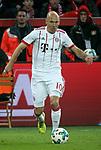 12.01.2018, Bay - Arena, Leverkusen, GER, 1.FBL, Bayer 04 Leverkusen vs FC Bayern M&uuml;nchen<br /> , im Bild<br />Arjen Robben (M&uuml;nchen)<br /> Foto &copy; nordphoto /  Bratic