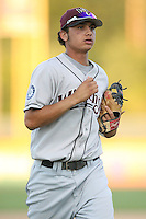 July 14, 2008:  Edilio Colina (12) of the Wisconsin Timber Rattlers at Memorial Stadium in Fort Wayne, IN.  Photo by:  Chris Proctor/Four Seam Images