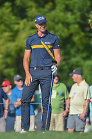 Henrik Stenson (SWE) watches his tee shot on 12 during 1st round of the 100th PGA Championship at Bellerive Country Cllub, St. Louis, Missouri. 8/9/2018.<br /> Picture: Golffile | Ken Murray<br /> <br /> All photo usage must carry mandatory copyright credit (© Golffile | Ken Murray)