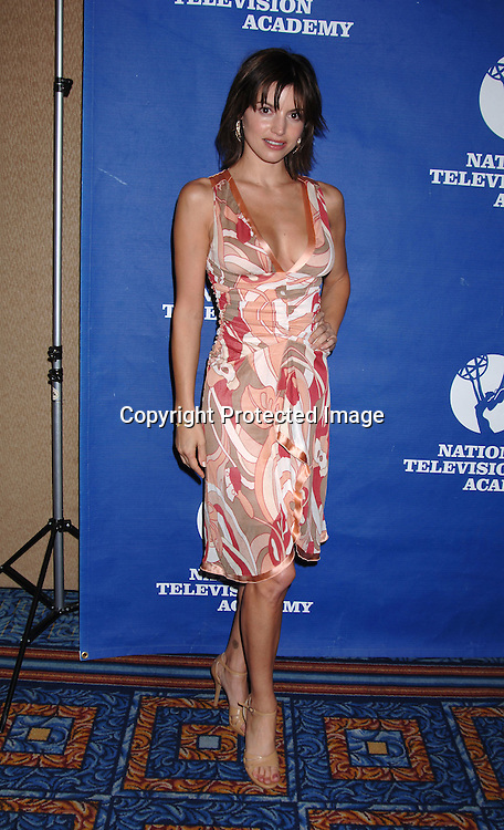 Guiding Lights Michelle Ray Smith ..in the Press Room at The 33rd Annual Daytime Emmy  Creative Arts Awards on April 22, 2006 at..the Marriott Marquis Hotel. ..Robin Platzer, Twin Images