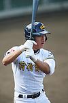 Kaito Arai (Maebashi Ikuei), <br /> SEPTEMBER 29, 2013 - Baseball : <br /> The 68th National Sports Festival <br /> between Maebashi Ikuei 4-2 Meitoku Gijuku <br /> at Hachioji Municipal Baseball Stadium, Tokyo, Japan. <br /> (Photo by YUTAKA/AFLO SPORT)