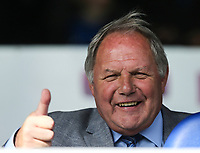 Barry Fry ahead of the Sky Bet League 1 match between Peterborough and Oxford United at the ABAX Stadium, London Road, Peterborough, England on 30 September 2017. Photo by David Horn.