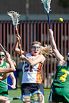 Santa Barbara, CA 02/13/10 - Katie Gray (Texas #21) in action during the Texas-Oregon game at the 2010 Santa Barbara Shoutout, Texas defeated Oregon 11-9.
