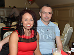 Shane and Paula Downey pictured at St Nicholas GFC awards night in The Thatch. Photo:Colin Bell/pressphotos.ie