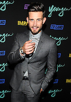 NEW YORK, NY - SEPTEMBER 27: Nico Tortorella  from the cast of 'Younger'  attends the 'Younger' Season 3 and 'Impastor' Season 2 New York premiere party at Vandal on September 27, 2016 in New York City.   Photo Credit: John Palmer/MediaPunch