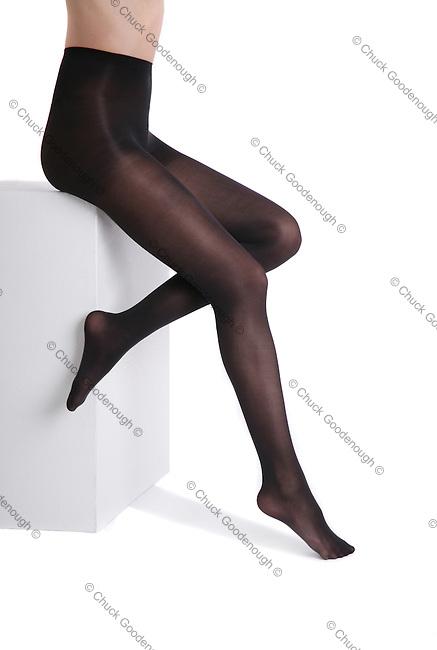Stockings, Leggings Packaging Advertising for Legale Socks