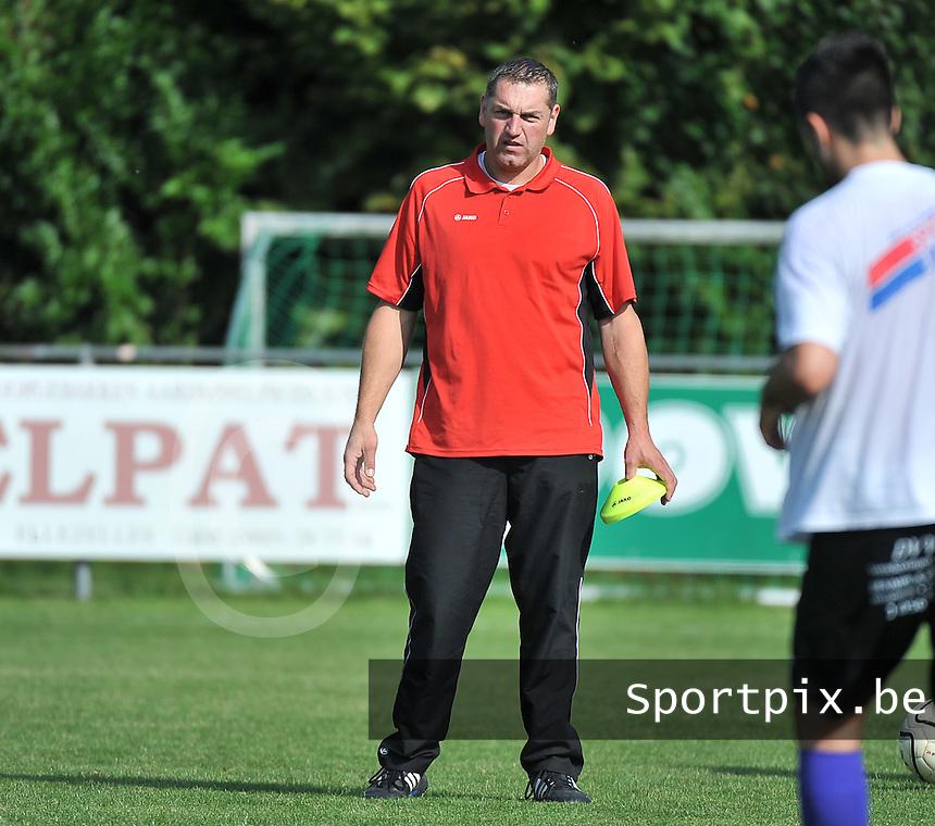 FC Helkijn : Wim Vanhee<br /> foto VDB / Bart Vandenbroucke