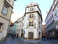 Architecture, Prague, Czech Republic on February 28th to March 3rd 2018<br /> CAP/ROS<br /> &copy;ROS/Capital Pictures