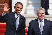 13-06-19 Obama trifft Gauck