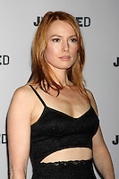 """Alicia Witt<br /> at the """"Justified"""" Premiere Screening, Directors Guild of America, Los Angeles, CA 01-06-14<br /> David Edwards/DailyCeleb.Com 818-249-4998"""