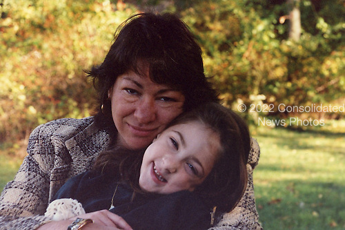 Washington, DC - (FILE) -- Judge Sonia Sotomayor with niece Kylie Sotomayor in upstate New York. in a photo released by the White House on Tuesday, May 26, 2009.Credit: White House via CNP