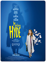 Madame Hyde (2017) <br /> POSTER ART<br /> *Filmstill - Editorial Use Only*<br /> CAP/KFS<br /> Image supplied by Capital Pictures