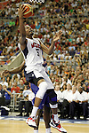 USA's Kevin Durant during friendly match.July 24,2012. (ALTERPHOTOS/Acero)