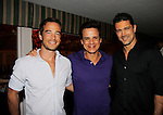 2 Ryans - Ryan Carnes - Christian LeBlanc - Ryan Paivey -  Actors from Y&R, General Hospital donated their time to Southwest Florida 16th Annual SOAPFEST - a celebrity weekend May 22 thru May 25, 2015 benefitting the Arts for Kids and children with special needs and ITC - Island Theatre Co. as it presented A Night of Stars on May 23 , 2015 at Bistro Soleil, Marco Island, Florida. (Photos by Sue Coflin/Max Photos)