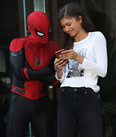 OCT 12 Spider-Man: Far From Home Filming in New York