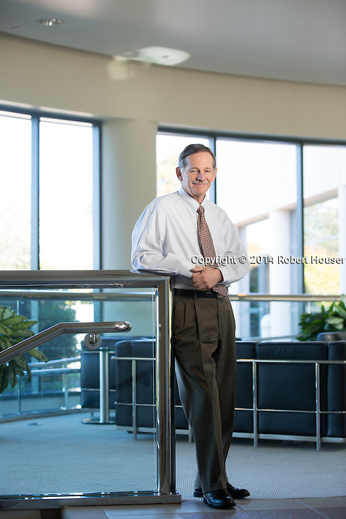 Portrait of Norman Schwartz - CEO - BioRad Laboratories