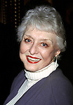 "Celeste Holm.Opening Night of ""Sweet Smell of Success"".Martin Beck Theater, NYC.3/14/2002."