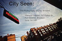 City Seen at Habana Outpost