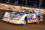 Oct 18, 2013; 7:30:16 PM; Portsmouth, OH ., USA; The 33rd Annual RED BUCK Dirt Track World Championship Presented by Borrowed Blue at Portsmouth Raceway Park, a $50,000-to-win event on the Lucas Oil Late Model Dirt Series.  Mandatory Credit: (thesportswire.net)