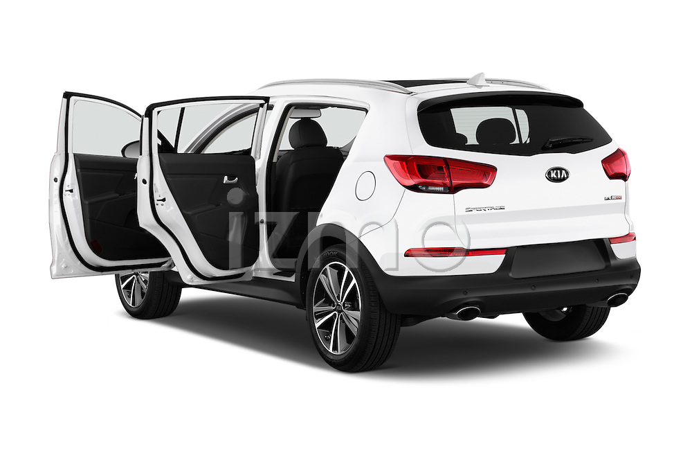 Car images of 2016 KIA Sportage SX 5 Door Suv Doors
