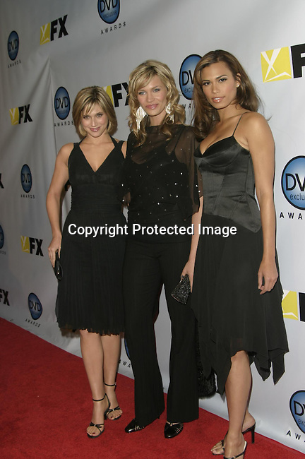 Kristen Miller, Natasha Henstridge &amp; Natashia Williams<br />