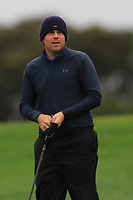 Lars Van Meijel (NED) on the 10th tee during Round 4 of the Challenge Tour Grand Final 2019 at Club de Golf Alcanada, Port d'Alcúdia, Mallorca, Spain on Sunday 10th November 2019.<br /> Picture:  Thos Caffrey / Golffile<br /> <br /> All photo usage must carry mandatory copyright credit (© Golffile | Thos Caffrey)