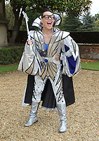 Gok Wan attend the Milton Keynes Theatre Cinderella Pantomime Press Launch at Chicheley Hall, Newport Pagnell, Bucks Brian Conley stars as 'Buttons', Gok Wan as 'The Fairy Gokmother' and Lauren Hall as 'Cinderella'. Pictured on Sunday October 8th 2017<br /> CAP/ROS<br /> &copy; Steve Ross/Capital Pictures