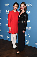 """LONDON, UK. May 31, 2019: Alia Shawkat and Holiday Grainger arriving for the European premiere of """"Animal"""" at Picturehouse Central, London.<br /> Picture: Steve Vas/Featureflash"""