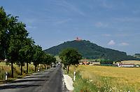 Deutschland, Thüringen, Wachsenburg in Drei Gleichen