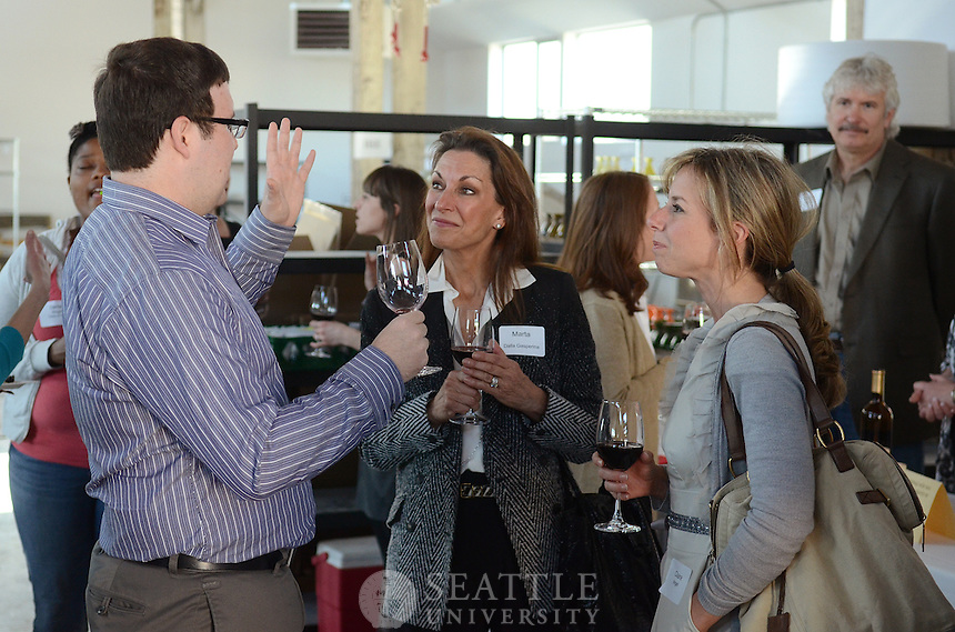The Fostering Scholars Scholarship Program held a donor event party at Little Shirley Studio April 25, 2013.