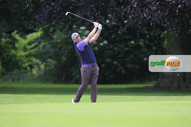 Matt Rice (Purley Downs GC) on the 5th fairway during Round 1 of the Titleist &amp; Footjoy PGA Professional Championship at Luttrellstown Castle Golf &amp; Country Club on Tuesday 13th June 2017.<br /> Photo: Golffile / Thos Caffrey.<br /> <br /> All photo usage must carry mandatory copyright credit     (&copy; Golffile | Thos Caffrey)