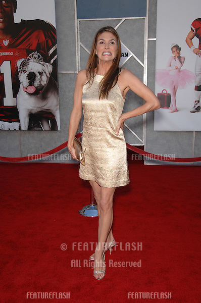 "Paige Turco at the world premiere of her new movie ""The Game Plan"" at the El Capitan Theatre, Hollywood..September 23, 2007  Los Angeles, CA.Picture: Paul Smith / Featureflash"