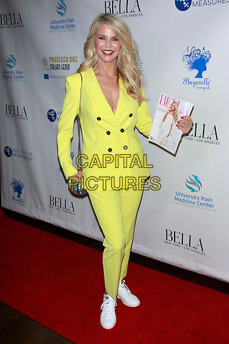 NEW YORK, NY - MARCH 13: Christie Brinkley at Bella the New York's Influencer Issue Cover Launch Party at Bagatelle in New York City on March 13, 2019.  <br /> CAP/MPI99<br /> ©MPI99/Capital Pictures