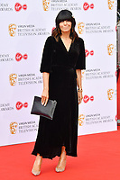 Claudia Winkleman<br /> at Virgin Media British Academy Television Awards 2019 annual awards ceremony to celebrate the best of British TV, at Royal Festival Hall, London, England on May 12, 2019.<br /> CAP/JOR<br /> ©JOR/Capital Pictures
