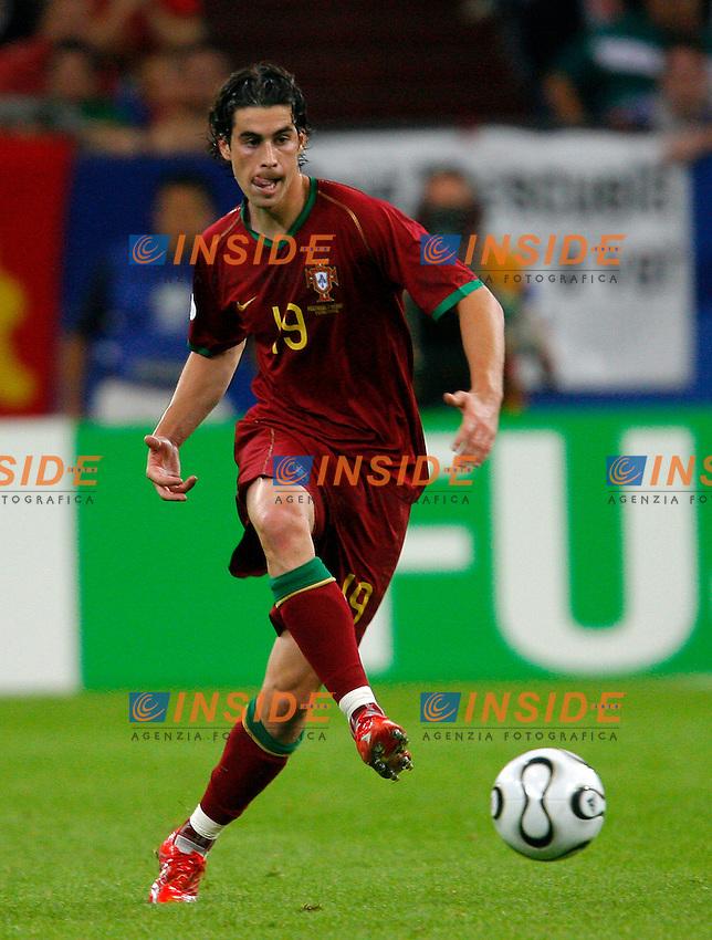 Gelsenkirchen 21/6/2006 World Cup 2006.Portogallo Messico 2/1.Photo Andrea Staccioli Insidefoto.Tiago Portogallo