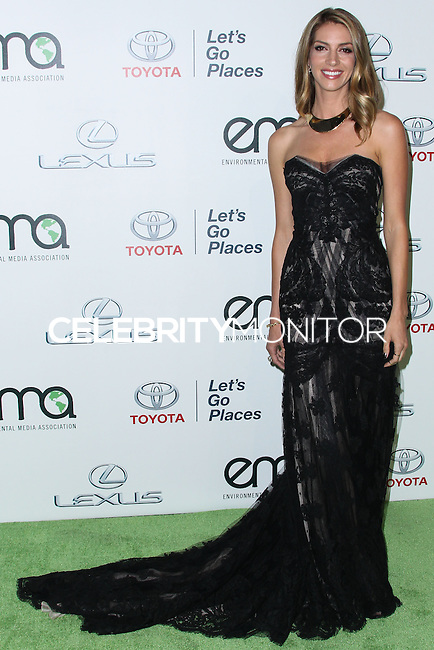 BURBANK, CA - OCTOBER 19: Dawn Olivieri at the 23rd Annual Environmental Media Awards held at Warner Bros. Studios on October 19, 2013 in Burbank, California. (Photo by Xavier Collin/Celebrity Monitor)