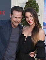LOS ANGELES, CA - JUNE 10: Jason Lewis, Liz Godwin, at the Los Angeles Premiere Screening of Murder Mystery at Regency Village Theatre in Los Angeles, California on June 10, 2019. <br /> CAP/MPIFS<br /> ©MPIFS/Capital Pictures