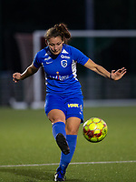 20190823 - OUD HEVERLEE BELGIUM : KRC Genk's  Nathalie Weytens pictured during the female soccer game between the OHL Ladies vs KRC Genk Ladies, the first game for both teams in the Belgian Women's Super League , Friday 23rd  August 2019 at the OHL Jeugdcomplex , Belgium . PHOTO SPORTPIX.BE | SEVIL OKTEM