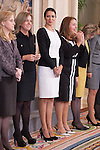 Silvia Jato attends Queen Letizia of Spain Royal Audiences at Palacio de la Zarzuela in Madrid, Spain. November 03, 2014. (ALTERPHOTOS/Victor Blanco)